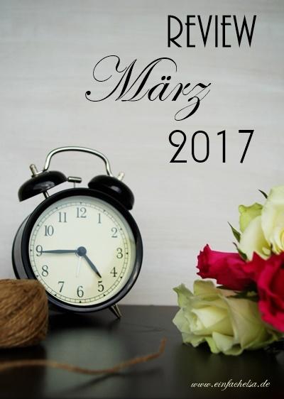 Rückblick auf den März 2017
