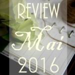 {Review} Mai 2016