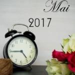 {Review} Mai und Juni 2017
