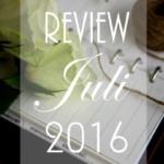 {Review} Juli 2016