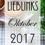 {LiebLinks} Oktober 2017