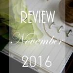 {Review} November 2016