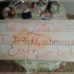 {DIY} Große Wandbilder mit Lieblingsspruch