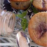 {Süße Kleinigkeiten} Yummi Blueberry-Muffins
