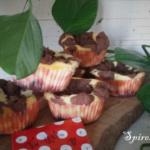 {Süße Kleinigkeiten} Zupfkuchenmuffins (12 Stück)