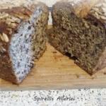 {Brot&Brötchen} Totally healthy – und es schmeckt ;) – Chia-Eiweiß-Brot