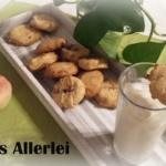 {Süße Kleinigkeiten} Schoko-küsst-Erdnussbutter-Cookies