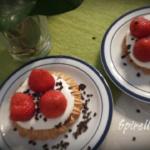 {Süße Kleinigkeiten} Erbeerworkout #4 > Der Minikuchen