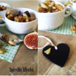 {Spätstück} Ein Dessert zum Frühstück? – Milchreis mit kandierten Nüssen