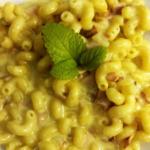 {Herzhaft} Lecker Käse-Schinken-Nudeln aus EINEM Topf – One Pot Pasta