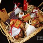 {DIY} Ein persönlicher Adventskalender – Geschenkkorb basteln