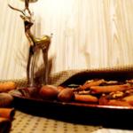 {Süße Kleinigkeiten} Merry X-mas  Nougat – Kekse