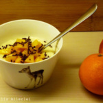 {Spätstück} Kokos-Griesbrei – der süße Brei mal anders