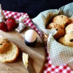 {Brot&Brötchen} Osterfrühstück – Quarkbrötchen mit Kürbiskernen