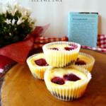 {Süße Kleinigkeiten} Zupfkuchenmuffins mit Fruchtfüllung