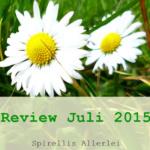 {Review} In die zweite Jahershälfte mit…weniger Getöse
