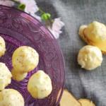 {Süße Kleinigkeiten} Zitronen-Kuchen-Pralinen