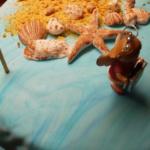 {Kuchen&Torten} Die Meerestorte – Verzierung