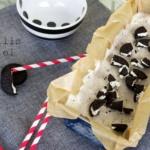 {Süße Kleinigkeiten} Easy Oreo Eis mit Candy-Bar Chancen