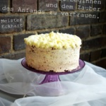 {Kuchen&Torten} Himbeer-Torte mit Vanille-Buttercreme