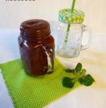 Himbeer-Feldsalat-Smoothie