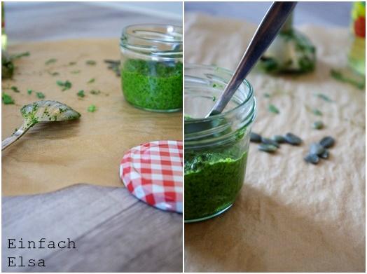 DIY-Rucola-Pesto