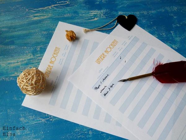 Hochzeit-organisation-printable