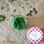 {Aufstriche&Dips} Schnelles Rucola-Pesto