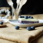 {Kuchen&Torten} Heidelbeerkuchen mit weißer Schokoladencreme
