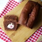 {Kuchen&Torten} Schokoladenkuchen mit Skyr-Füllung