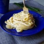 {Herzhaft} One Pot Bärlauch Pasta