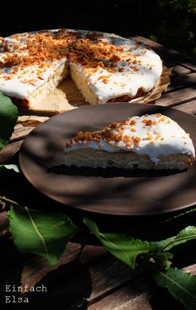 Ananaskuchen-mit-Bisquit