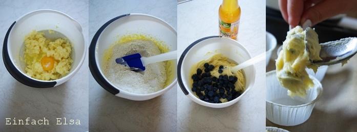 Blaubeermuffins-mit-Sahne-selbstgemacht