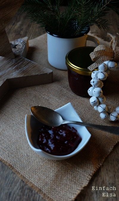 Cranberrychutney-scharf