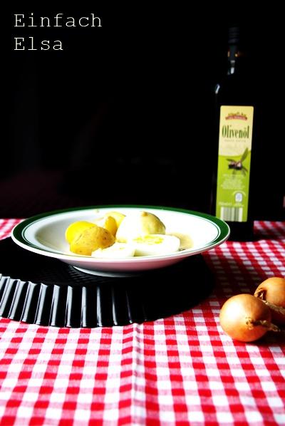 Verlorene Eier mit Senfsoße vegetarisch