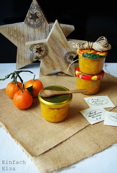 Mango-Chutney-selbst gemacht
