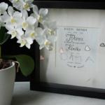 {DIY} 3D-Bild als Muttertagsgeschenk