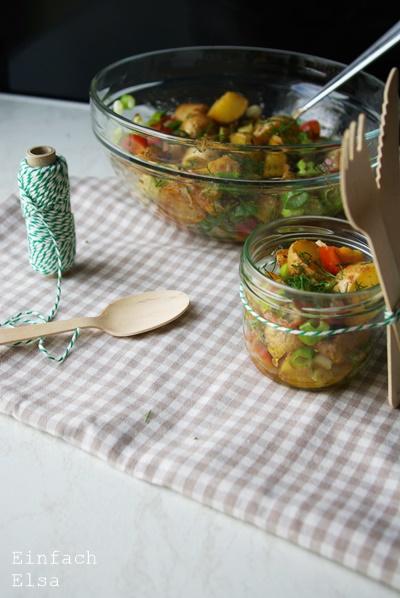 Ofenkartoffelsalat