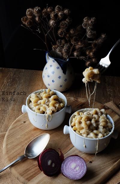 Pasta-mit-Gorgonzola