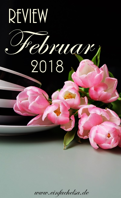 Rückblick Februar Tulpen
