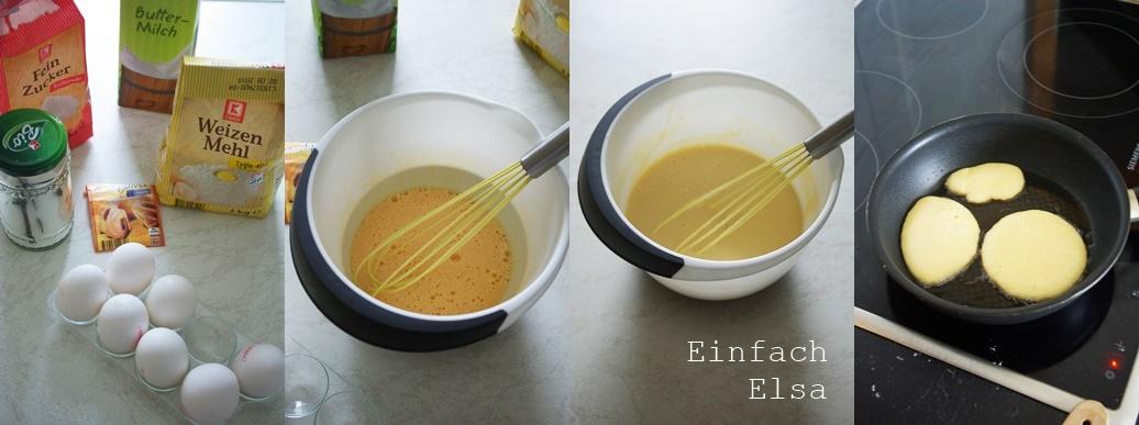 Rezept-Buttermilch-Pancakes