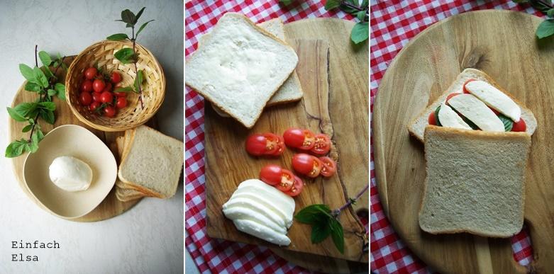 Rezept-Sandwich-aus-der-Pfanne-Tomate-Mozzarella