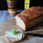 {Brot&Brötchen} Dinkel-Roggen-Brot