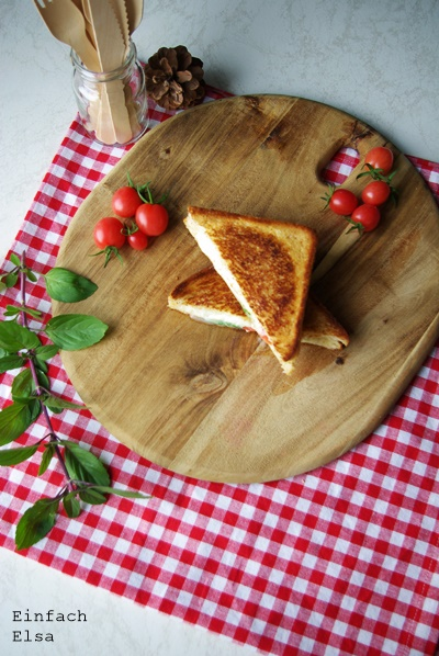 Sandwich-aus-der-Pfanne