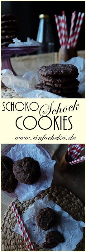 SchokoSchock Cookies