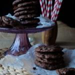 {Süße Kleinigkeiten} SchokoSchock Cookies