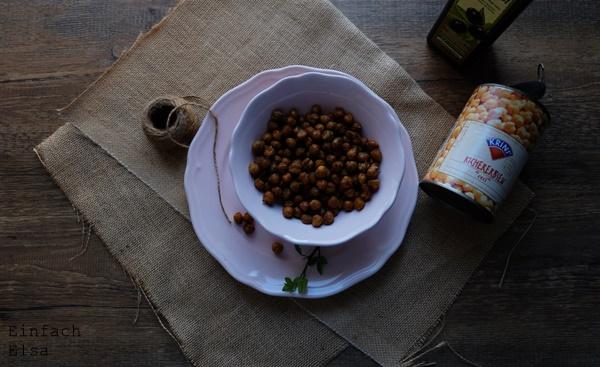 Snack-Kichererbsen-geröstet