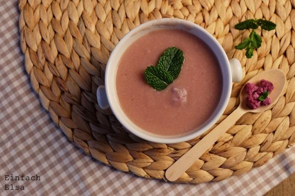 Suppe-Blumenkohl
