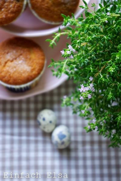 einfache-Blaubeermuffins