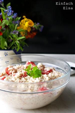 schneller-Reissalat